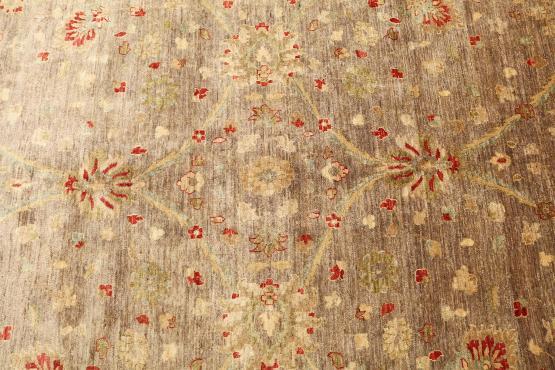 C61662 Pakistani multi color rug 8'2'x9'4