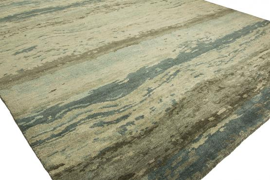 61668 ND 317 Tranquility Hand Knotted 6'x8'10