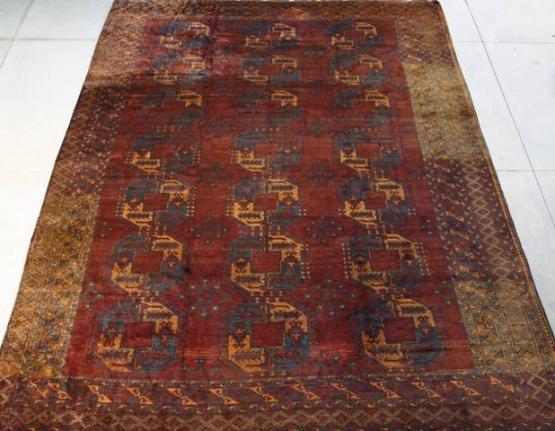 53984 Old Afghan 8.10x13