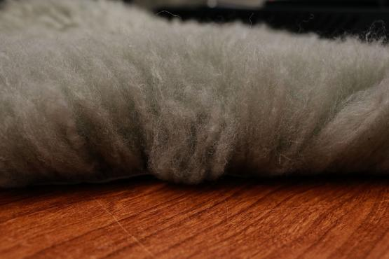 Custom Patagonian Fur Color Silver