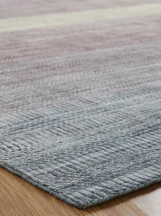 v138 Sienna Loom Weave Wool and Silkette- Sunset Skies