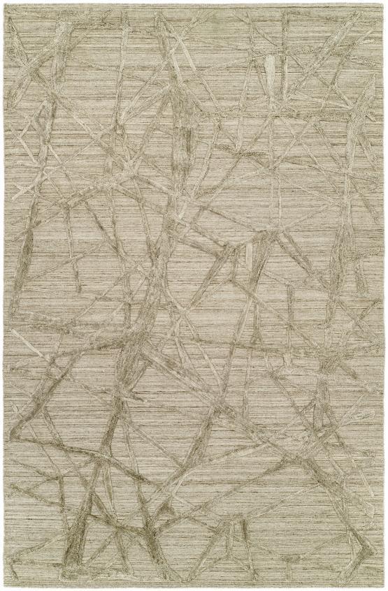 TT-594 Graphic Linen Wool