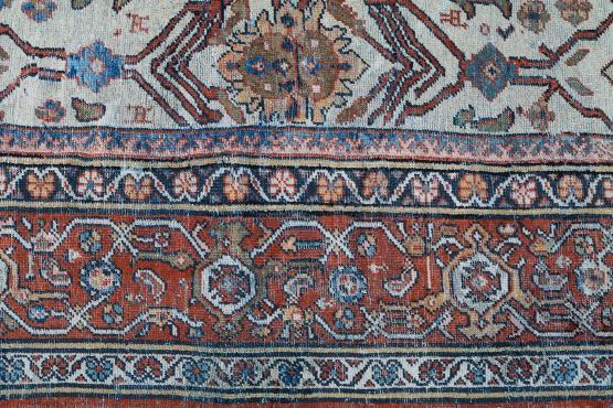 Antique Mahal handmade 8'x12'