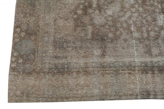62298 Vintage Persian Rug 12'4