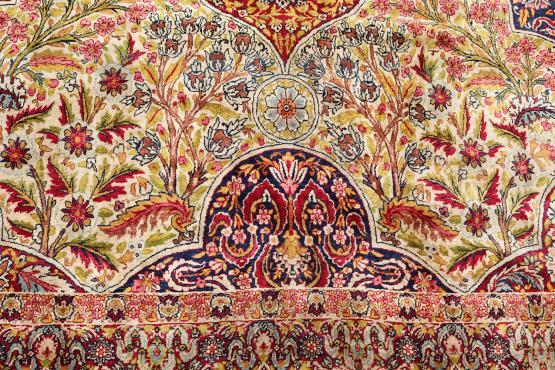 Antique Palace Lavar Kerman 24'8