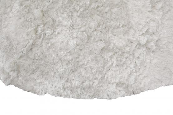 Venecia White Shag Rug 11'6