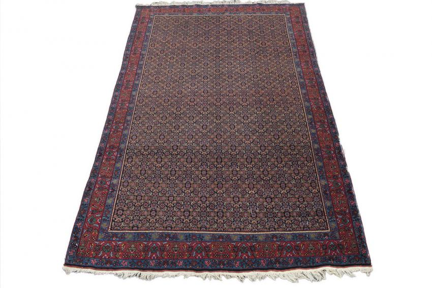Antique Wool Bijar 7'1
