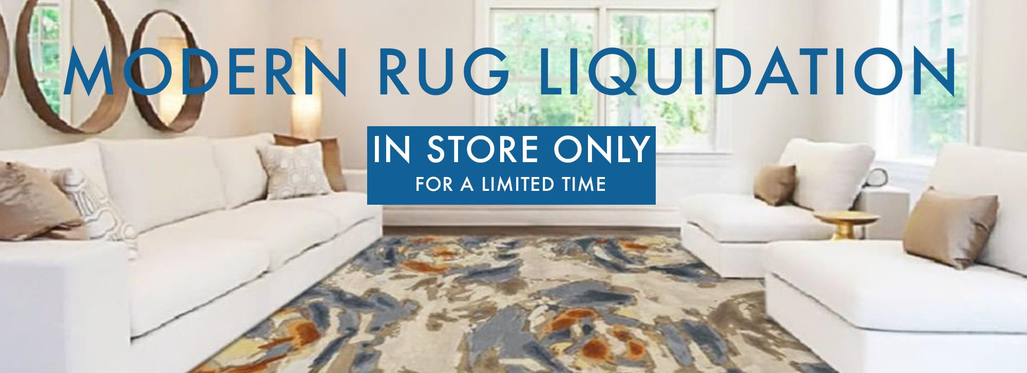 Welcome to The Rug Warehouse