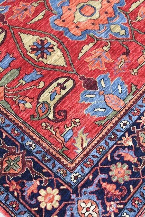 Integrating Traditional Rugs in Interior Design