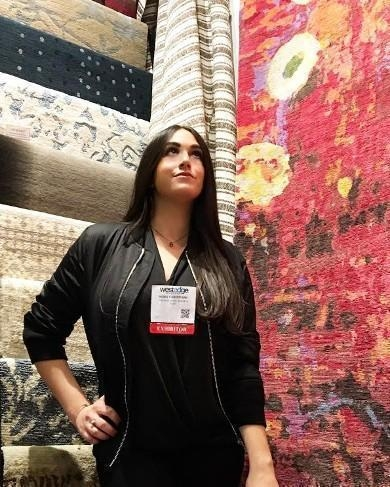 New Generation, New Look for Rug Warehouse on View at WestEdge Design Fair